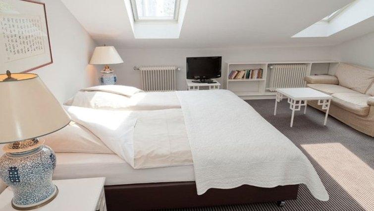 Fantastic bedroom in Xenios Apartments