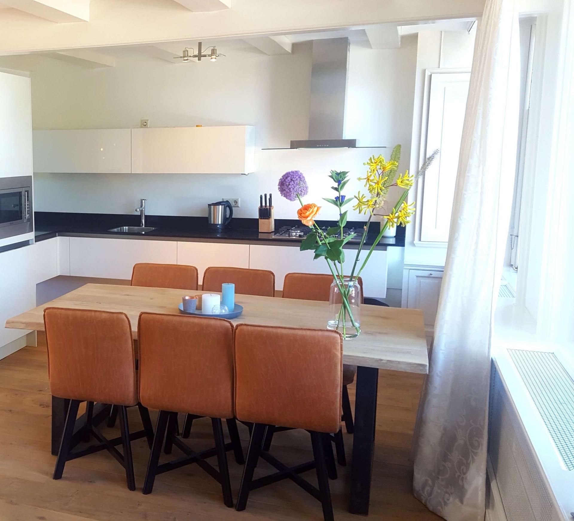 Layout at 23 Haarlemmplein Apartments, Amsterdam
