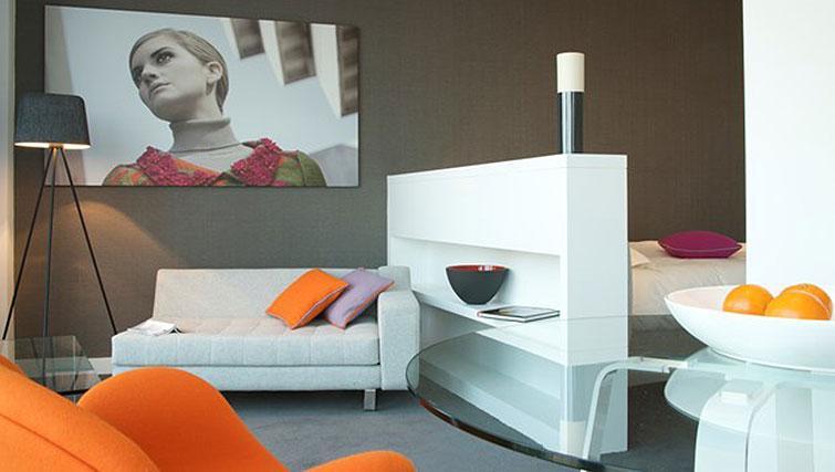 Studio apartment at Staying Cool at The Rotunda