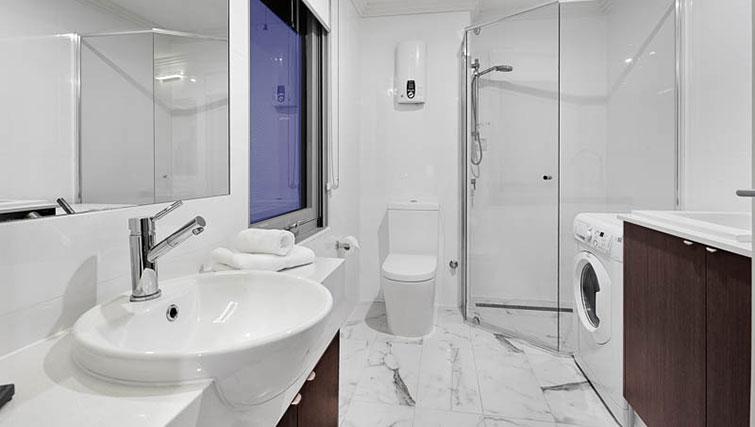 WC at Attika Apartments