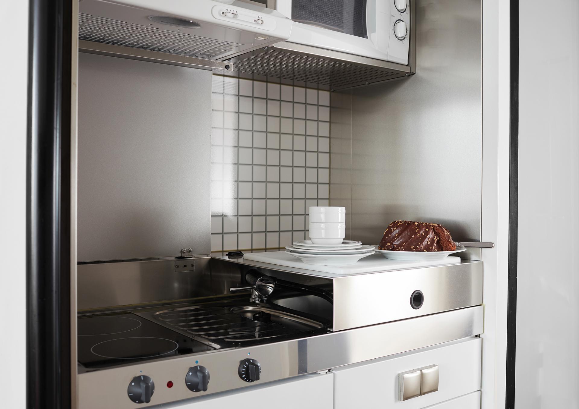 Appliances at Living Hotel Deutschen Museum Apartments, Haidhausen, Munich