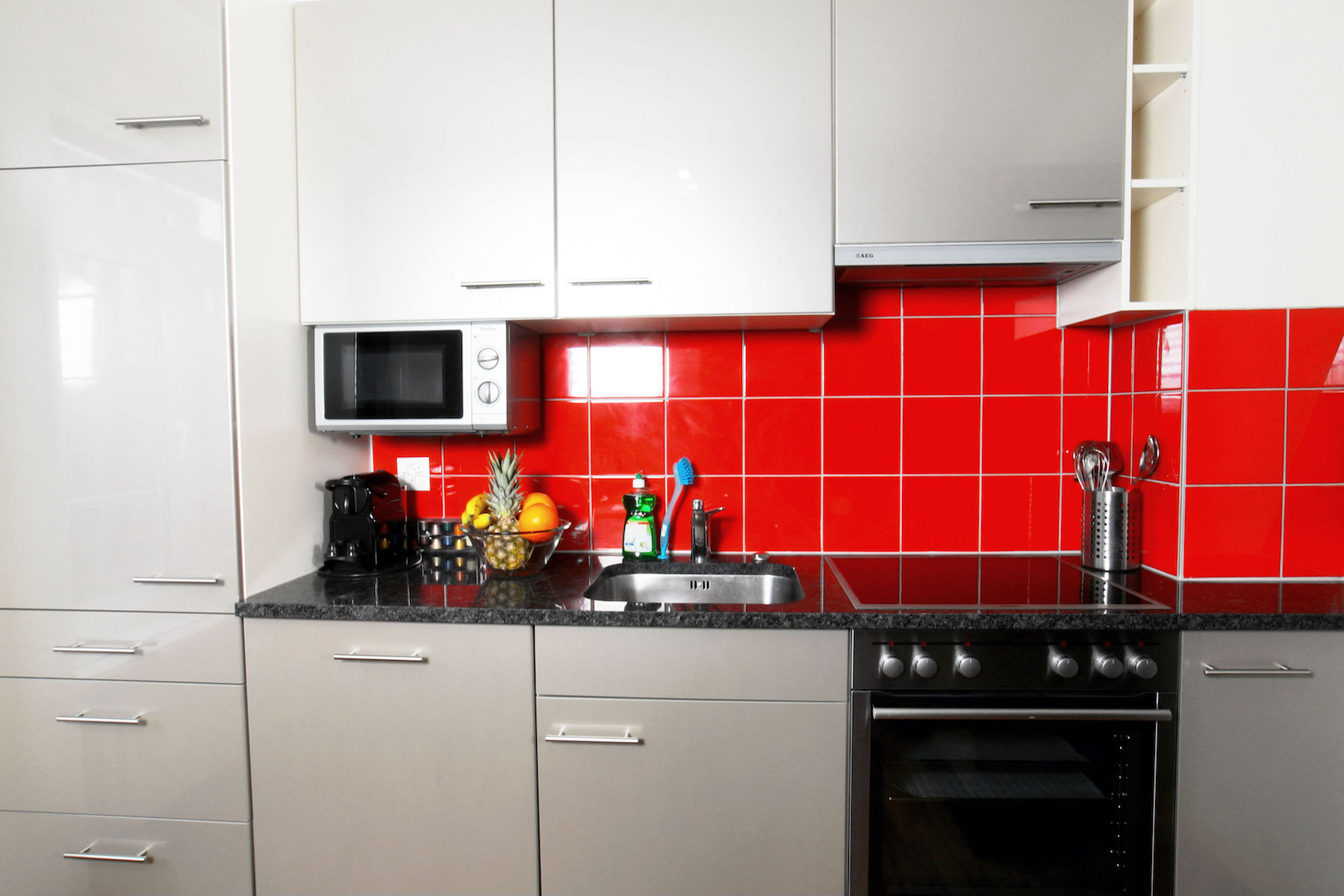 Oven at  Oerlikon Apartments
