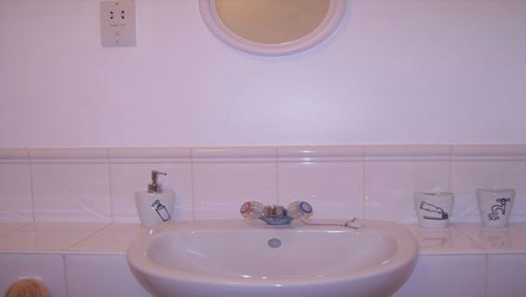 Bathroom in St Peters Street Apartments