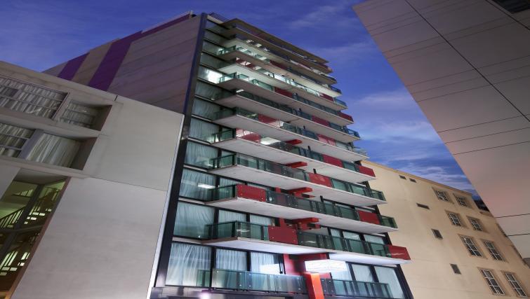 Exterior at Fraser Place Melbourne