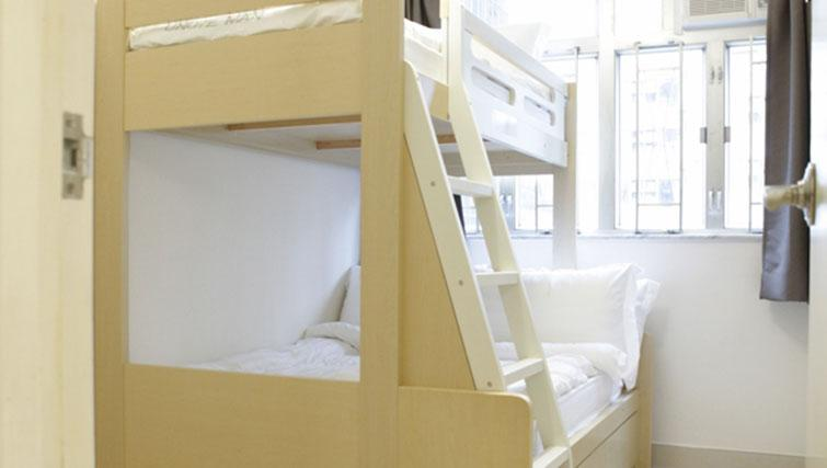 Bunks at Uncle Man Fortress Hill Apartments