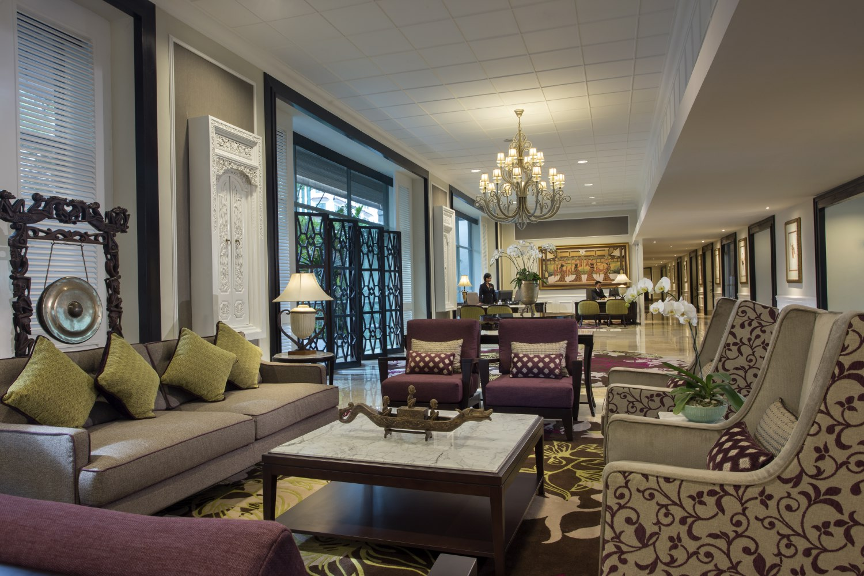 Lobby at Ascott Jakarta Apartments