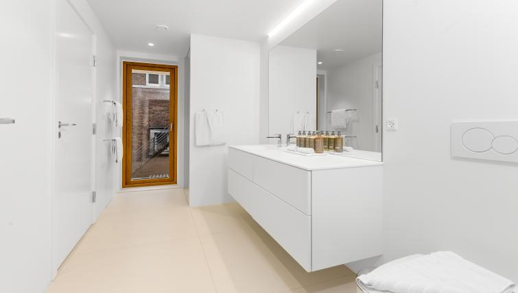 Bathroom at the STAY Kastellet Apartments