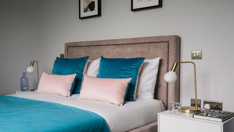 Bedroom at Alexandra Road Apartments