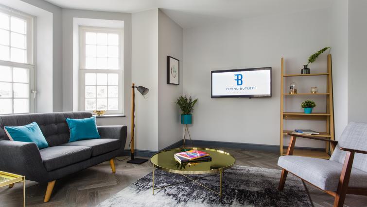Tv at Alexandra Road Apartments