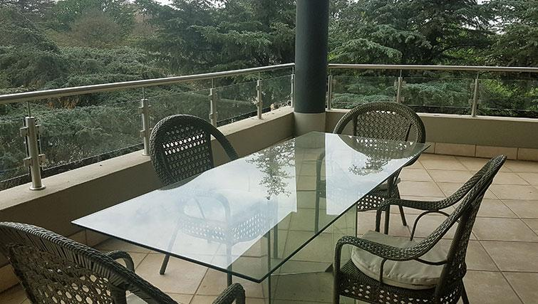 Terrace at Weom Apartments