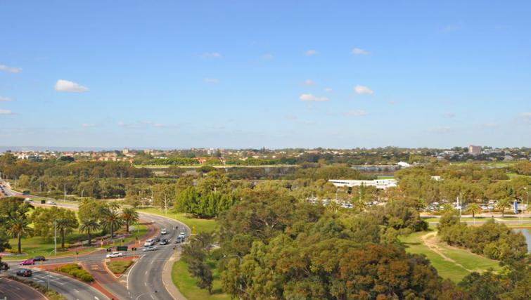 View at Astra Perth Queens 111 Apartments
