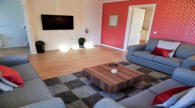 Lounge at Angus House