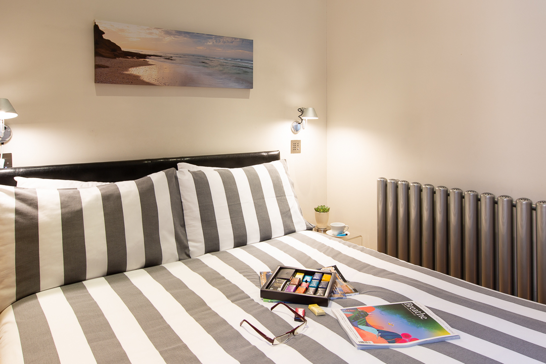 Bedroom at  St Peters Mews Apartments