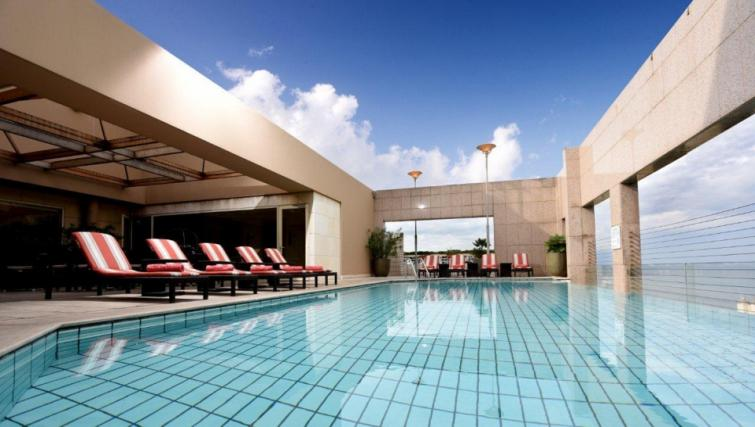 Pool at Gefinor Rotana