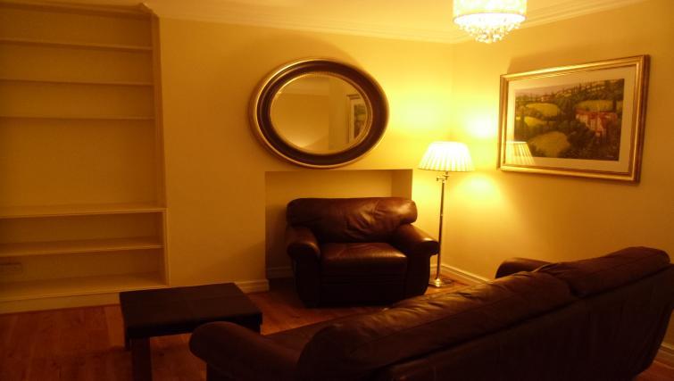 Lounge at the Pembroke Road Studio