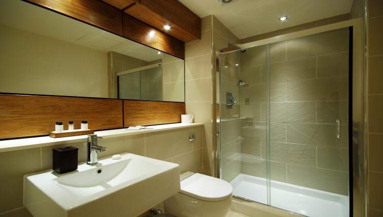Bathroom at 1 Harrington Gardens