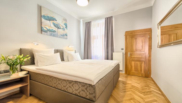 Bedroom at Dusni 13 Apartment