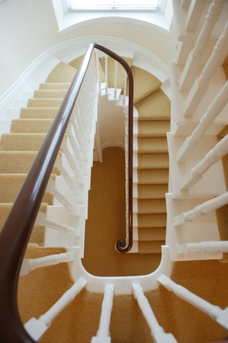 Stairwell in Osborne House
