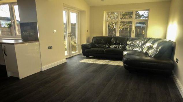 Living room at UR CityPad Somerset House
