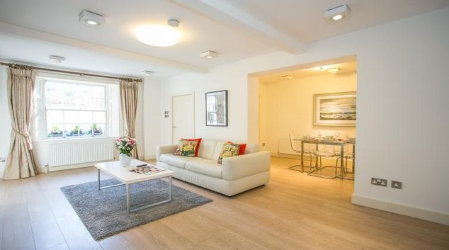 Furnishings at the Hatch Street Apartments