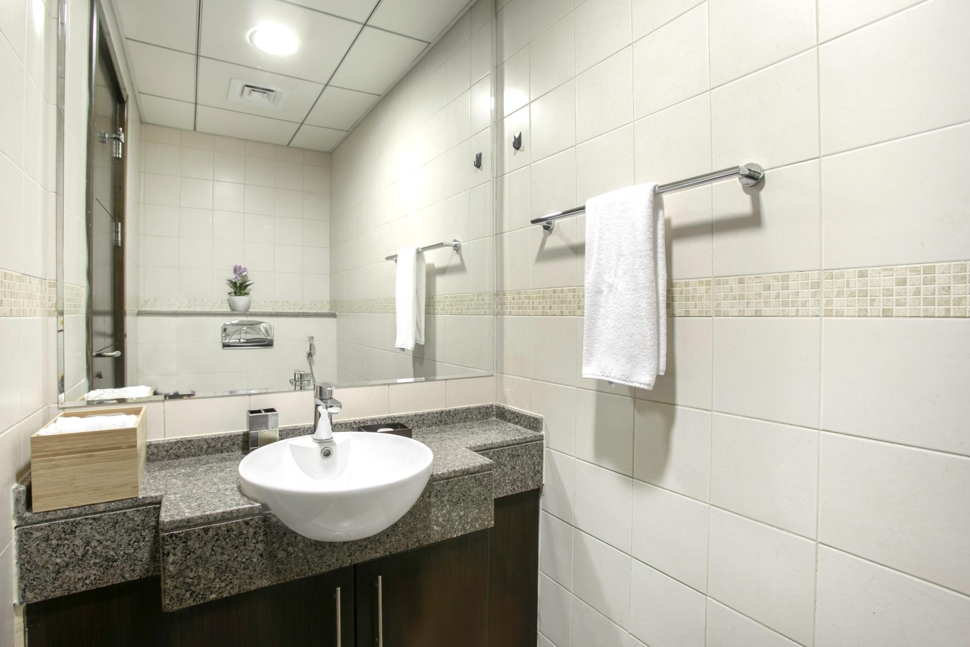 Bathroom at Royal Oceanic Apartment
