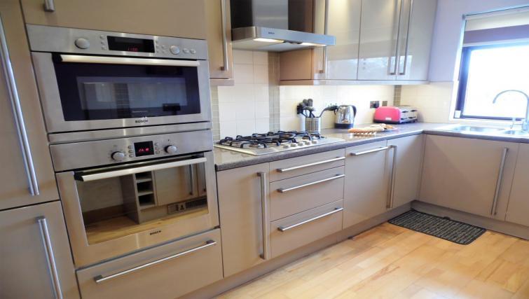 Kitchen at Blair Park Apartment