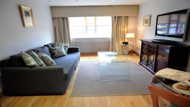 Living room at Blair Park Apartment