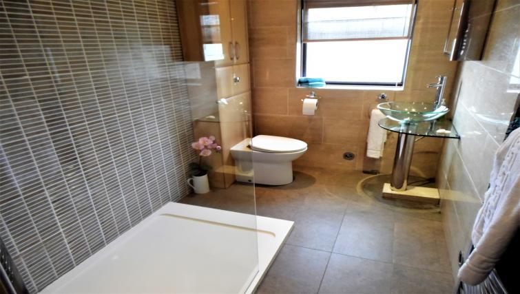 Bathroom at Blair Park Apartment