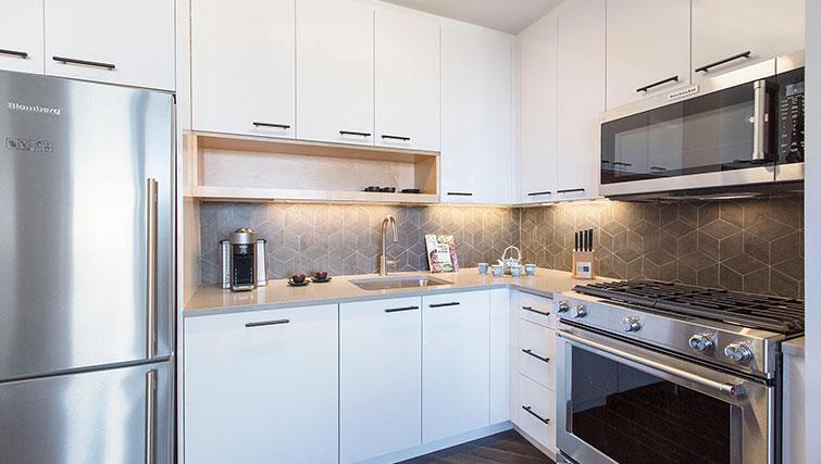 Kitchen at East Houston Street 250