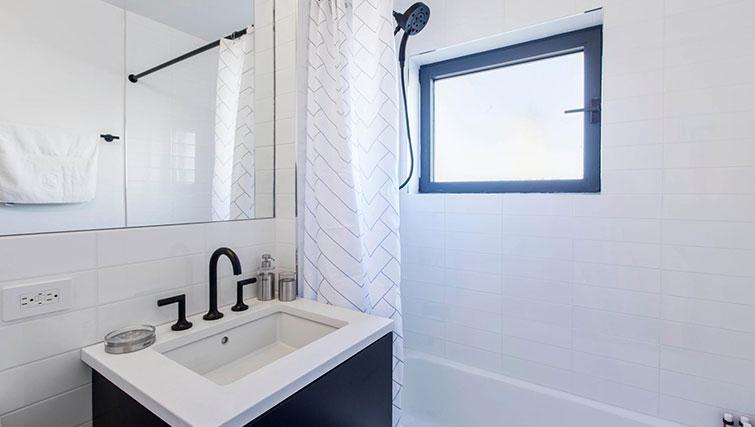 Bathroom at East Houston Street 250