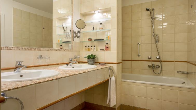 Bathroom at the Mamaison Residence Izabella