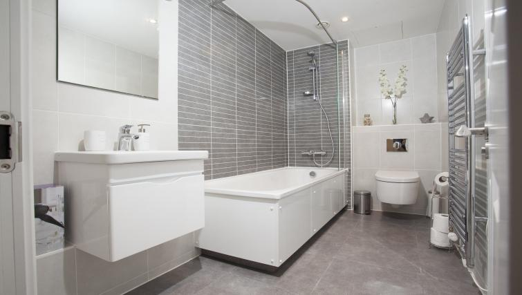 Bathroom at King's Cross Apartment