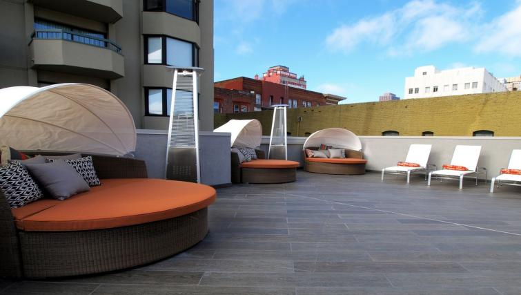 Terrace at the Tower 737 Apartments
