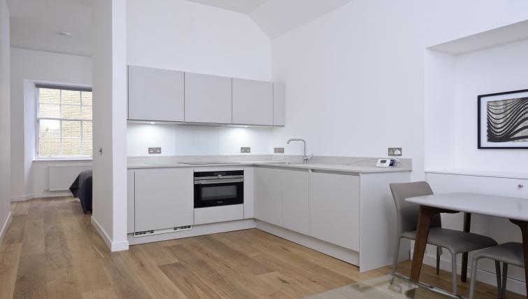 Kitchen Canning Street Lane Apartments