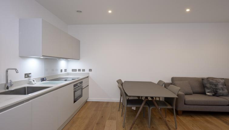 Smart kitchen Canning Street Lane Apartments
