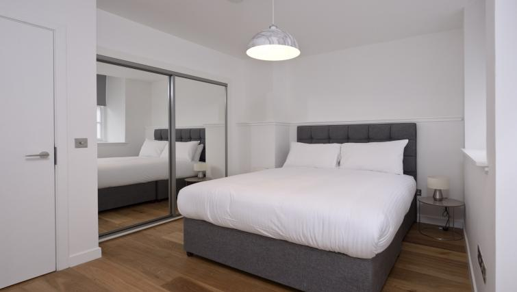 Bedroom Canning Street Lane Apartments