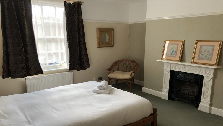 2nd bedroom at Seventeen Latham House