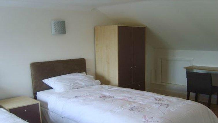 Bedroom in 10 King Edward Road