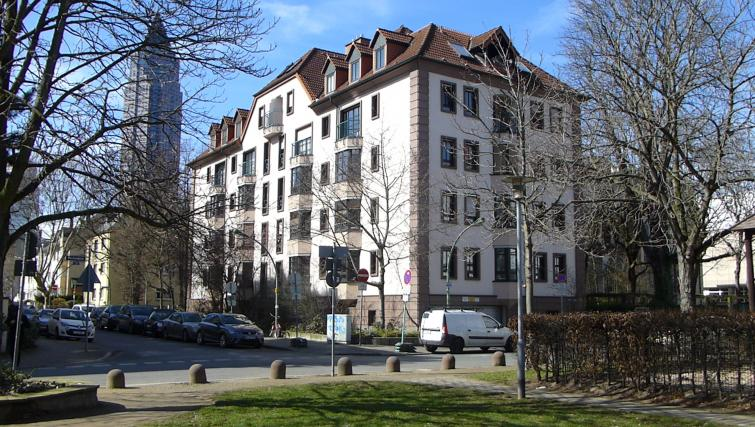 Exterior at Westendplatz Apartment