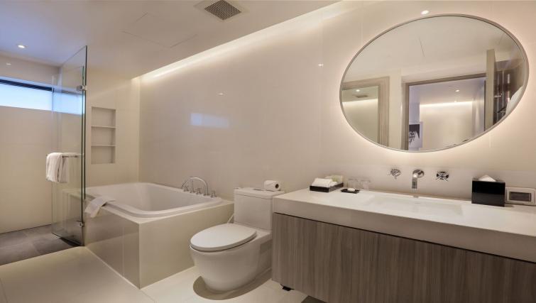 Bathroom at Fraser Suites Sukhumvit Bangkok
