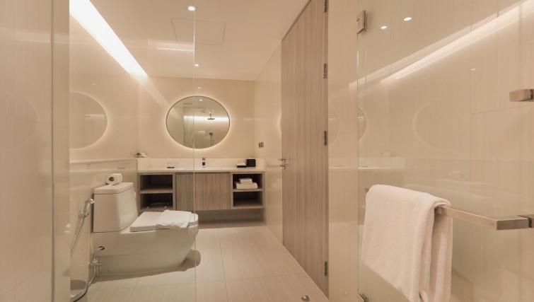 Bathroom 2 at Fraser Suites Sukhumvit Bangkok