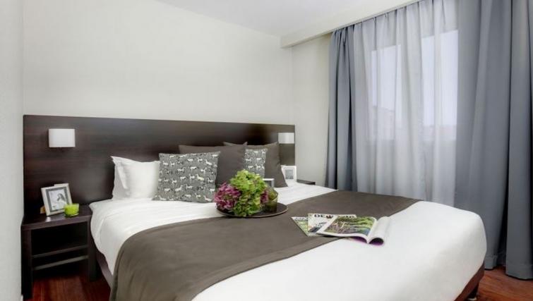 Bedroom in Citadines Part-Dieu Apartments