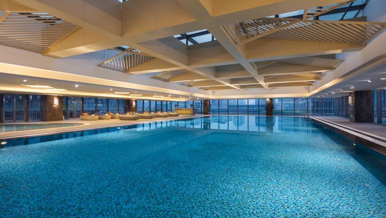 Pool at Somerset Baitang Suzhou Apartments