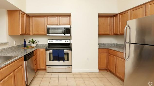 Kitchen at West End Residences