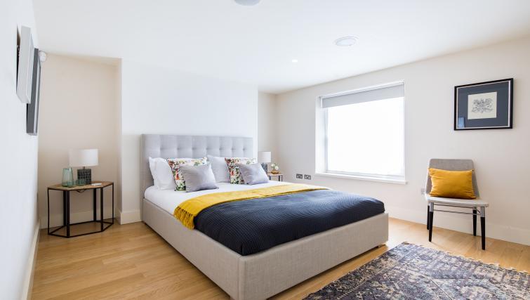 Furnishings at the Chelsea Villa Apartment