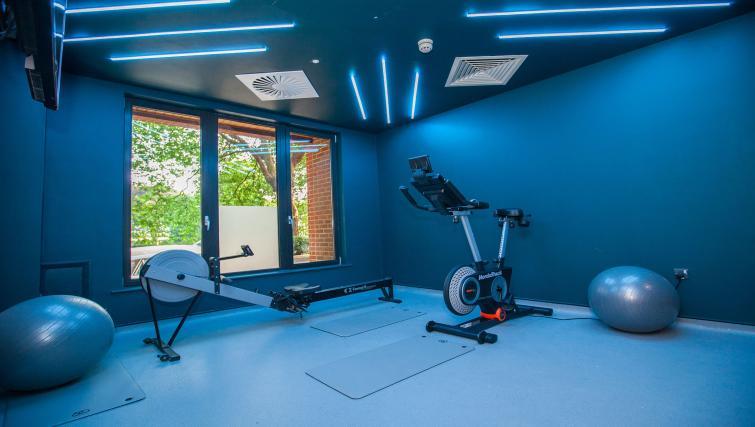 Gym at room2 Southampton