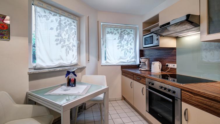 Pretty kitchen in Viktorias Apartment