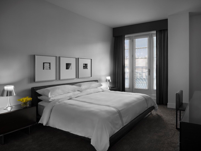 Penthouse bedroom at AKA White House, Centre, Washington DC