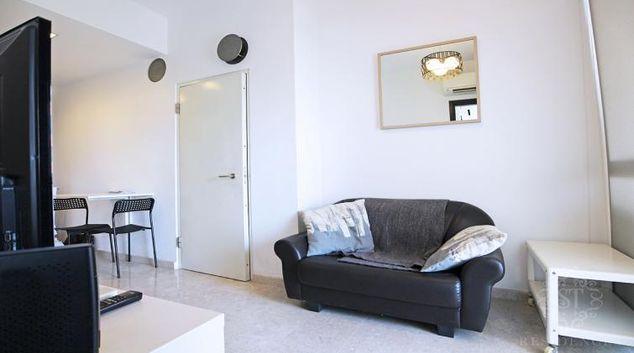 Living room at Haig Serviced Apartments, Singapore