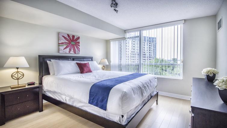Bedroom at Circa Serviced Apartments